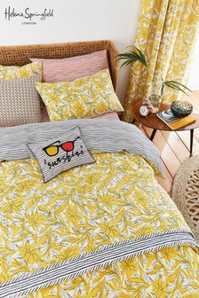 Helena Springfield Resort Oasis Duvet Cover and Pillowcase Set