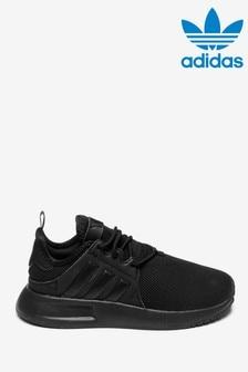 adidas Originals Black XPLR Junior Trainers