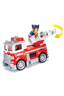 PAW Patrol Vehicle With Pup - Marshall