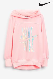 Nike Little Kids Graphic Pullover Hoodie