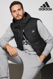 גופייה של adidas דגם Helionic בשחור