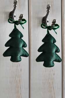Set of 2 Tree Baubles