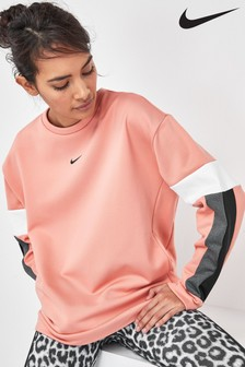 Nike Colourblock Crew Sweater