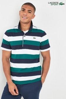 Lacoste® Sport Wide Stripe Polo