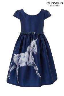 Monsoon Luniara Unicorn Dress
