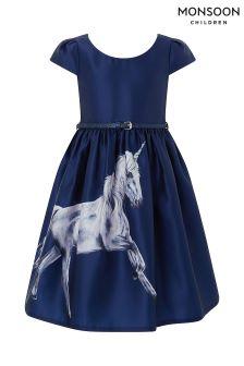 Rochie cu model unicorn Monsoon Luniara
