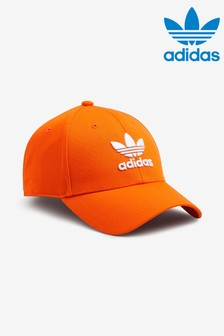 adidas Originals Orange Classic Trefoil Cap