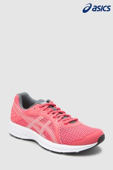 Asics Pink and White Jolt Trainer