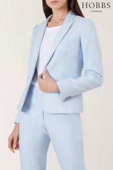 Hobbs Blue Emma Jacket