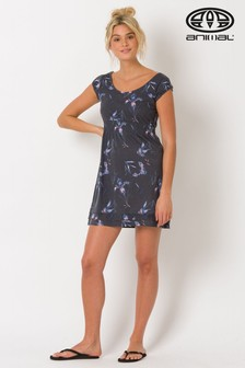 Animal Blue Lourde Jersey Dress