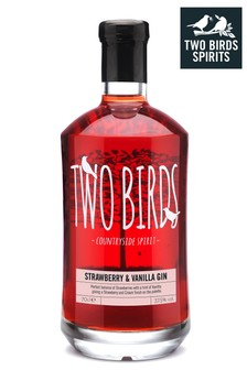 Strawberry & Vanilla Gin by Two Birds