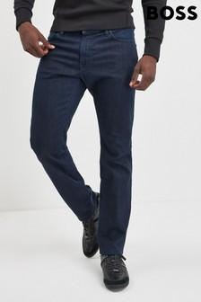 BOSS Maine Straight Fit Jean