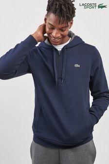 Lacoste® Navy Sport Hoody