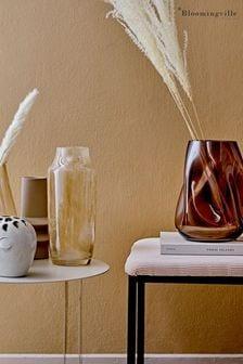 Bloomingville Brown Glass Vase
