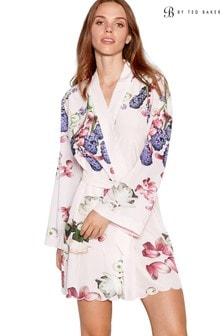 B by Ted Baker Pale Pink Kensington Floral Kimono