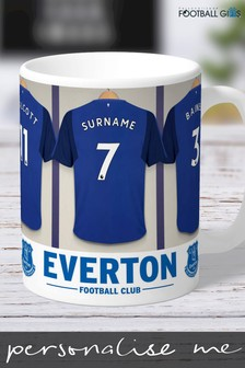 Personalised Everton Mug by Personalised Football Gifts