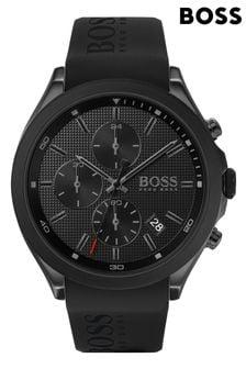 BOSS Velocity Silicone Strap Watch