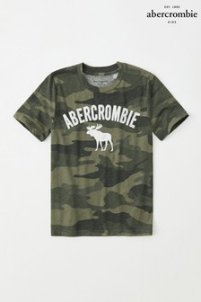 Abercrombie & Fitch Green Tee