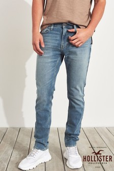 Hollister Mid Light Skinny Jeans