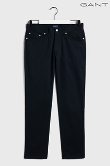 GANT Blue Tech Prep Slim Bedford Jeans