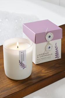 Lavender and Chamomile Candle