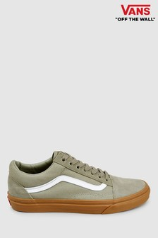 Vans Khaki Old Skool Trainer