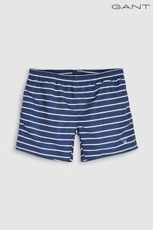 GANT Teen Breton Stripe Swim Short