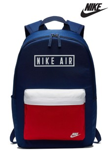 Nike Air Heritage 2.0 Blue/Red Backpack
