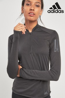 adidas Own The Run 1/4 Zip Top