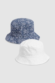 Fisherman Hats Two Pack (Younger)