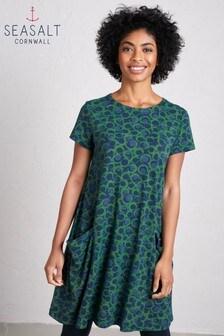Seasalt Green Clear Light Dress