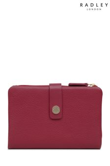 Radley Claret Medium Folded Purse