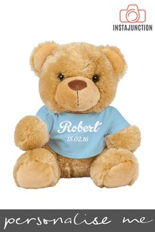 Personalised Teddy Bear by Instajunction
