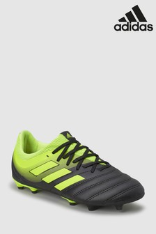 adidas Black Exhibit Copa FG Youth