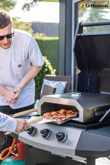 Bbq Pizza Oven By La Hacienda