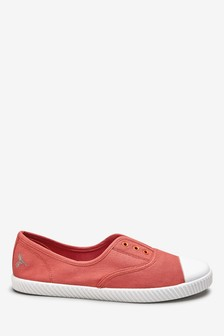 נעלי קנבס ללא שרוכים