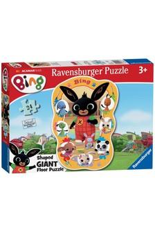 Ravensburger Bing Bunny, 24pc Giant Floor Jigsaw Puzzle