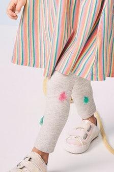 流蘇內搭褲 (3個月至7歲)