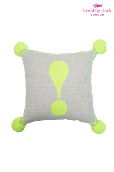 Bombay Duck Exlamation Mark Cushion