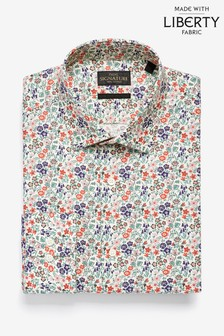 Liberty Fabrics Slim Fit Signature Shirt