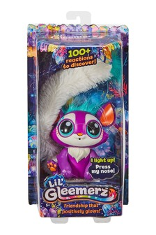 Lil Gleemerz Loomur Furry Friend Interactive Talking