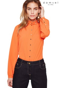 Damsel In A Dress Marlena Trench Shirt