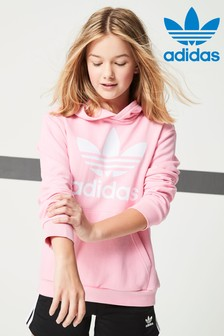 adidas Originals Light Pink Trefoil Hoody