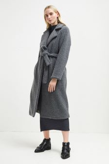 French Connection Grey Coat