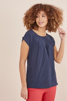 b4d81ead Womens Blue Tops | Blue Shirts , T Shirts & Vests | Next UK
