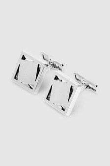 Square Cut Out Cufflinks