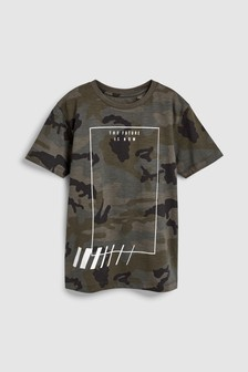 All Over Print T-Shirt (3-16yrs)