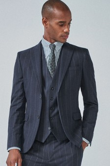 Stripe Suit: Jacket