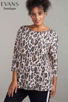 Evans Camel Soft Touch Animal Top