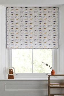 Sausage Dog Daylight Roller Blind